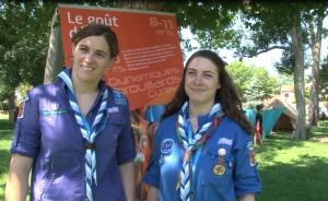 scouts Colomiers : LES CHEFTAINES